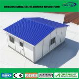 Almacén prefabricado de la estructura de acero del precio del bajo costo