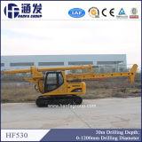 Hf530抗打ち工事の装備の機械によって使用される杭打ち機
