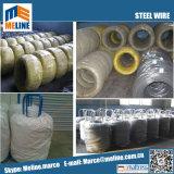 Filo di acciaio ad alta resistenza ad alto tenore di carbonio della molla usato per il materasso di molla di Bonnell
