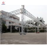 Fascio di alluminio del tetto della fase con la piattaforma della fase