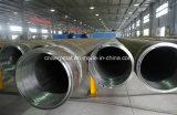 Tuyau en acier doublé pour la dessalement de l'eau de mer