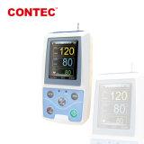 Contec Abpm 50 de Monitor Holter Abpm van de Bloeddruk van de Monitor Abpm 24h