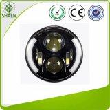 7 linterna de Cre H/L LED de la pulgada para el jeep 60W
