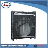 Radiador de aluminio de la refrigeración por agua del radiador del radiador de Ktaa19-G5-2 Genset
