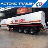 중국 제조 연료 탱크 45000 리터 또는 반 유조선 트레일러