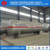 De Apparatuur van de Post van LPG, de Tank van LPG 50000L, 50m3 de Tank van de Opslag van het Gas van LPG
