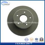 Задние и твердых обычной поверхности тормозного диска Premium для Бенц