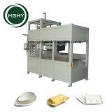 Hghy máquina de moldeo por pulpa de papel desechables, el equipo de la placa