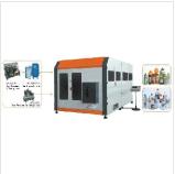Machine de moulage par soufflage rotatif automatique (ZQ-R)