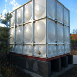 Réservoirs d'eau de réservoir de stockage de l'eau de FRP GRP SMC