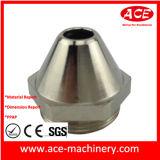 Kupfer CNC-maschinell bearbeitensprühteil
