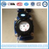 Medidor de água pagado antecipadamente cartão do RF do grande diâmetro