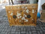 Governo domestico di legno antico orientale della mobilia dell'hotel del paese