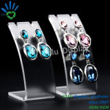 Pop Customized Acrylic Jewelry Display for Necklace Earring and Boxing ring and Watch