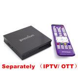 Casella in linea di Kodi IPTV del Android 5.1 di memoria 1.5GHz del quadrato del middleware della TV IPTV