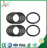Sellos huecos de goma hidráulicos del anillo o (NBR/FKM/Silicone)