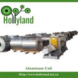 PE Deklaag &Embossed Blad van de Rol van het Aluminium het Duidelijke (ALC1117)