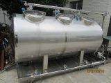 Sistema industriale di pulizia di uso 500L/H CIP