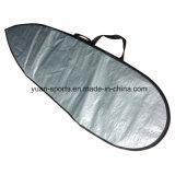De zilveren PE van de Kleur Sup van de Surfplank Zak van de Raad