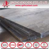 Plaque douce d'acier du carbone des matériaux de construction S275jr St37-2 A36 A283