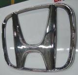 Kundenspezifisches Acrylchrom-Auto-Firmenzeichen-Metallabzeichen für KIA