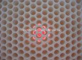 Chaufferette de plaque en céramique de nid d'abeilles de cordiérite infrarouge