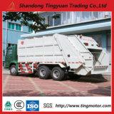 De Vrachtwagen van Sinotruk HOWO 6*4 Garbaget met Uitstekende kwaliteit