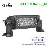 새로운 36W 4D 크리 사람 LED 바 빛
