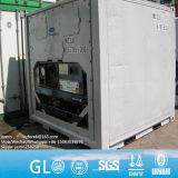 Philippines Vietnam Laos Cambodge Myanmar 20 ft nouveau Reefer/conteneurs de transport réfrigéré à Qingdao pour la vente