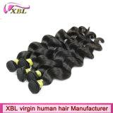 Высокое качество ослабленных волос кривой соткать камбоджийского права Virgin волос