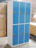 Directe de fabriek levert OEM of ODM Kd de Kast van het Bureau van het Kabinet van de Garderobe van het Metaal van de Structuur
