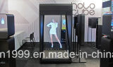 3D Holographic Display Showcase, Hologram Advertizing Player