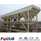 Автоматическая цемента свойства машины PLD1600 совокупных Batcher четыре совокупных приемники