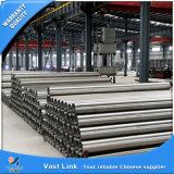 304 316 304L 316L 321 tubos de acero inoxidable para la construcción