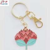 カスタム高品質の蝶形の金属Keychain