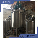 SUS304 ou en acier inoxydable 316L'isolant chemisé pour réacteurs navires citernes Fermentator