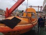 Iacs de Mariene BuitenboordKraanbalk van de Boot van de Redding van de Motor FRP/van de Boot van de Redding