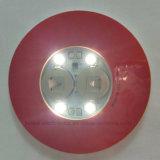 Boa qualidade de festa Favor Mini etiqueta de LED com logotipo impresso (4040)