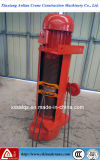 Das Fixed Type 10t Electric Wire Rope Hoist Without Trolley