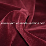 La tapicería de tejido de poliéster 100% tejido de flocado para sofá o silla/bolsa