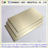 painel composto de alumínio de 3mm para a decoração da mobília