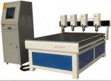 1218 fresadora CNC de trabalho da madeira para gravação em madeira, plástico, Adversting