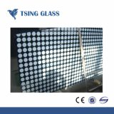 3-12 mm Serigrafía de vidrio con diseños personalizados / tamaños