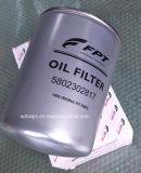Filtro de aceite de piezas de la carretilla para Iveco Hongyan Gelvon 5802302817