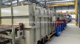 Fil de ligne de production de galvanisation par immersion à chaud avec certification CE