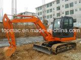 Prezzi poco costosi del mini escavatore idraulico da 6 tonnellate con CE