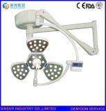 Blumenblatt-Typ einzelner obenliegender chirurgischer LED-Operationßaal-Lampen-Preis