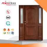 Asicoデザイン固体装飾のExtriorの木のドア