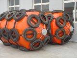 Serie de goma marina llenada espuma de las defensas del equipo costa afuera