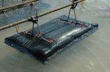 Устрица с плавающей запятой сетка мешок, пластиковый мешок ячеистой сети, устричный тумблерный